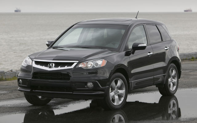 2010 Acura RDX - Exterior Pictures - 2010 Acura RDX SH-AWD picture ...
