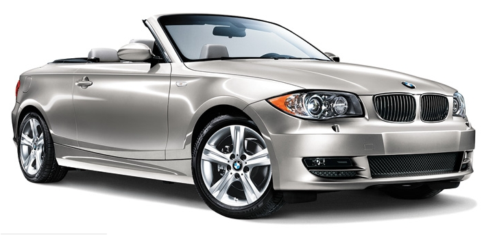 2010 BMW 1 Series 128i Convertible, 2010 BMW 128i convertible, exterior,