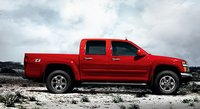 2010 Chevrolet Colorado, side view, manufacturer, exterior
