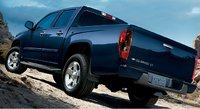 2010 Chevrolet Colorado, back view, exterior, manufacturer, gallery_worthy