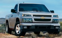 2010 Chevrolet Colorado, front view, exterior, manufacturer
