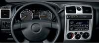 2010 Chevrolet Colorado, dashboard, manufacturer, interior