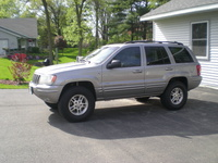 2000 Jeep Grand Cherokee Limited 4WD picture, exterior
