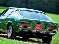 1977 Alfa Romeo Montreal Overview