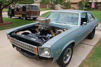 Picture of 1978 Chevrolet Nova, exterior, engine