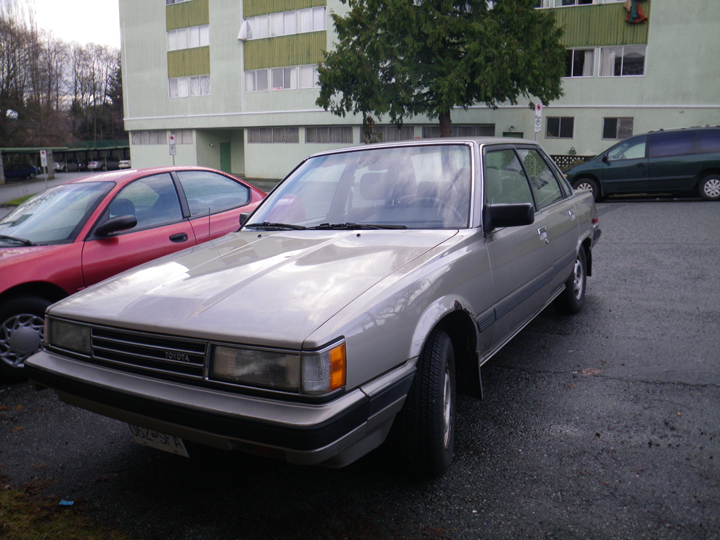 Picture of 1986 Toyota Camry LE Sedan, exterior