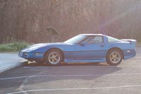 Picture of 1987 Chevrolet Corvette Coupe RWD, exterior, gallery_worthy
