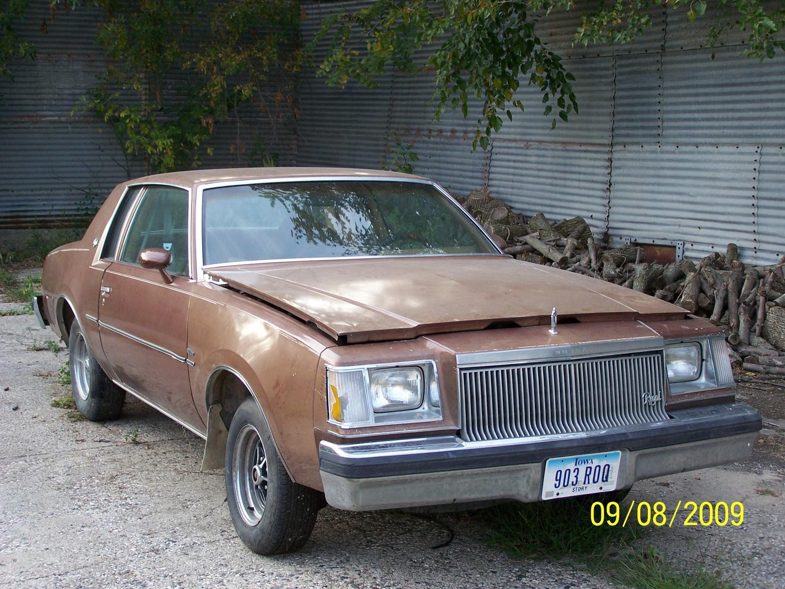 Picture of 1978 buick regal 2 door coupe exterior