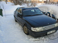 Picture of 1991 Saab 9000 4 Dr CD Sedan, exterior, gallery_worthy