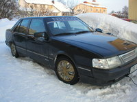 Picture of 1991 Saab 9000 4 Dr CD Sedan, exterior