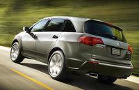 2010 Acura MDX, Back Left Quarter View, exterior, manufacturer