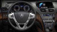 2010 Acura MDX, Interior View, interior, manufacturer