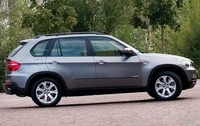 2010 BMW X5, Right Side View, manufacturer, exterior