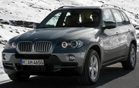 2010 BMW X5, Front Left Quarter VIew, manufacturer, exterior
