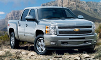 2010 Chevrolet Silverado 1500, Front Right Quarter View, exterior, manufacturer