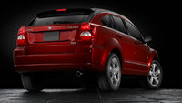 2010 Dodge Caliber, Back Right Quarter View, exterior, manufacturer