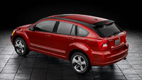 2010 Dodge Caliber, Back Left Quarter View, exterior, manufacturer