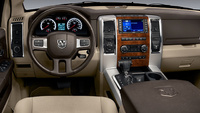 2010 Dodge Ram Pickup 1500, Interior View, interior, manufacturer
