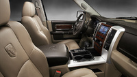 2010 Dodge Ram Pickup 1500, Interior View, exterior, manufacturer