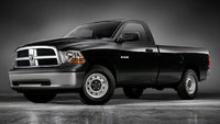 2010 Dodge Ram 1500, Left Side View, exterior, manufacturer