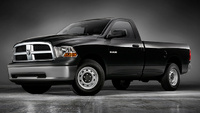 2010 Dodge Ram Pickup 1500, Left Side View, exterior, manufacturer