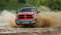 2010 Dodge Ram 1500, Front View, exterior, manufacturer