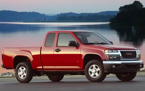 2010 GMC Canyon