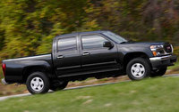 2010 GMC Canyon, Right Side View, exterior, manufacturer