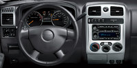 2010 GMC Canyon, Interior View, interior, manufacturer
