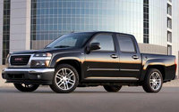 2010 GMC Canyon, Left Side View, exterior, manufacturer