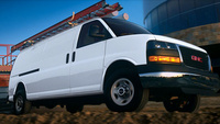 2010 GMC Savana Cargo Overview