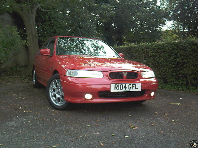 Picture of 1998 Rover 400