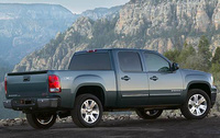2010 GMC Sierra 1500, Right Side View, manufacturer, exterior
