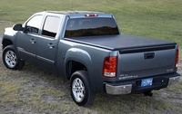 2010 GMC Sierra 1500, Back Left Quarter View, manufacturer, exterior
