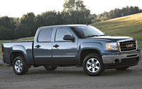 2010 GMC Sierra 1500, Front Right Quarter View, manufacturer, exterior