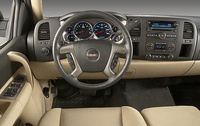 2010 GMC Sierra 1500, Interior View, manufacturer, interior