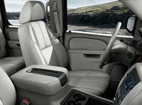 2010 GMC Sierra 2500HD, Interior View, interior, manufacturer