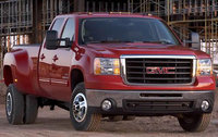 2010 GMC Sierra 3500HD, Front Right Quarter View, exterior, manufacturer, gallery_worthy