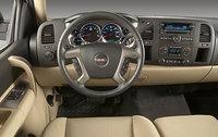 2010 GMC Sierra 3500HD, Interior View, interior, manufacturer
