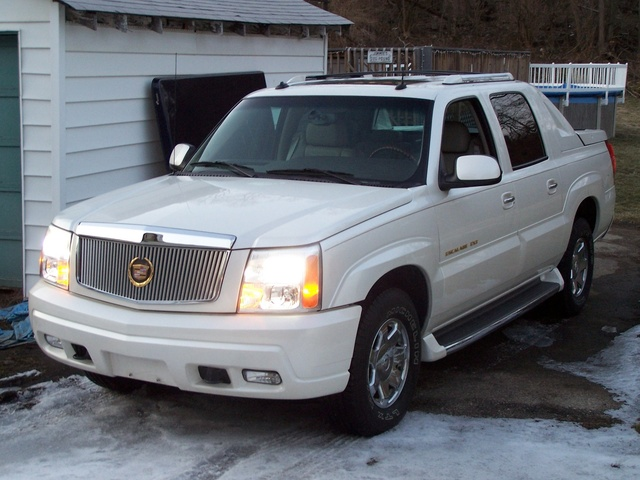 Picture of 2003 Cadillac Escalade EXT 4WD