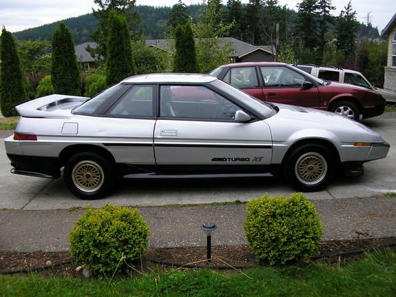 Subaru Xt Pic X