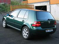 Picture of 2001 Volkswagen Golf, exterior