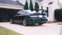 Picture of 1997 Honda Civic Coupe EX, exterior, gallery_worthy