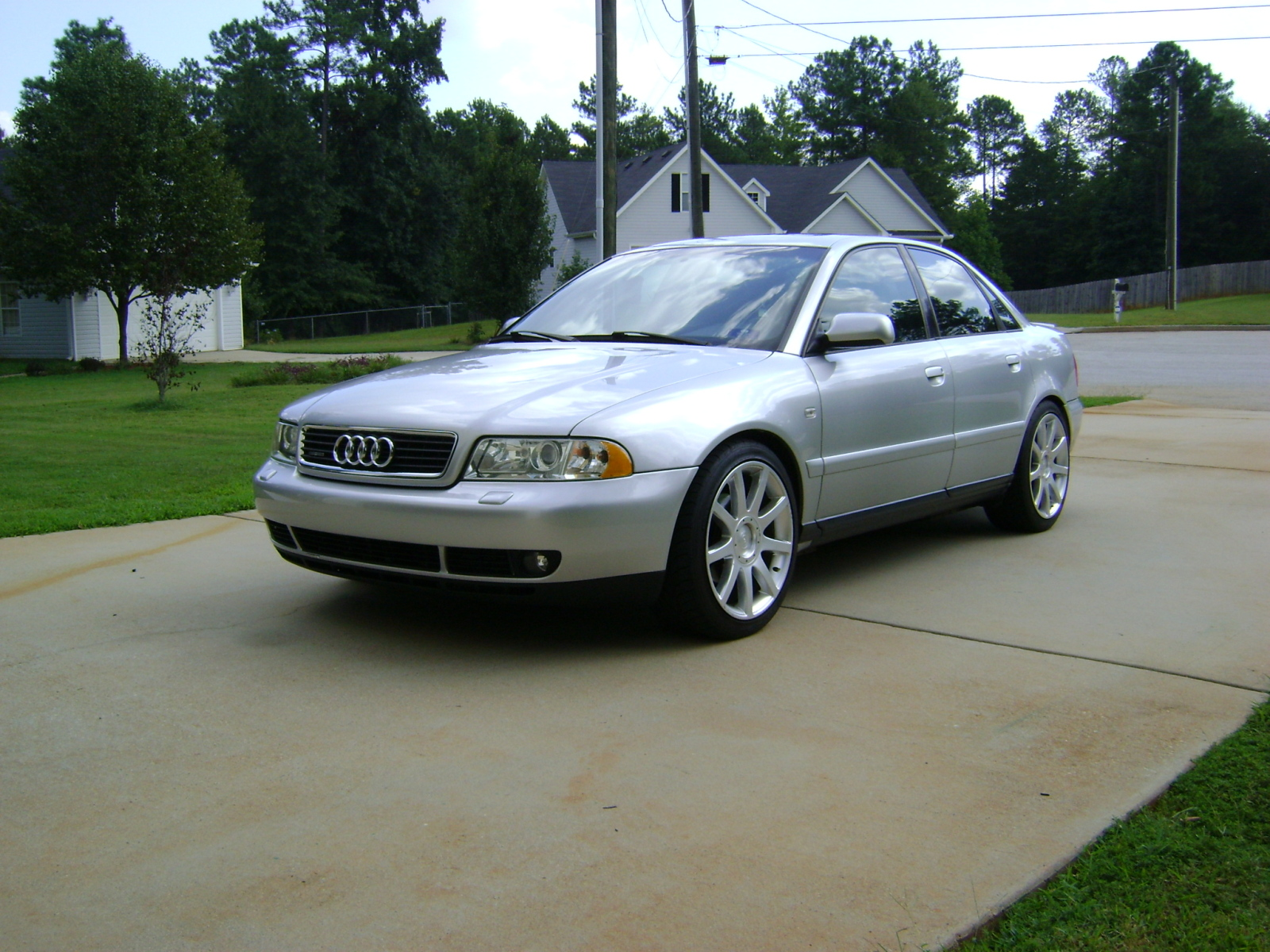 1999 Audi A4 1.8T related infomation,specifications - WeiLi ...
