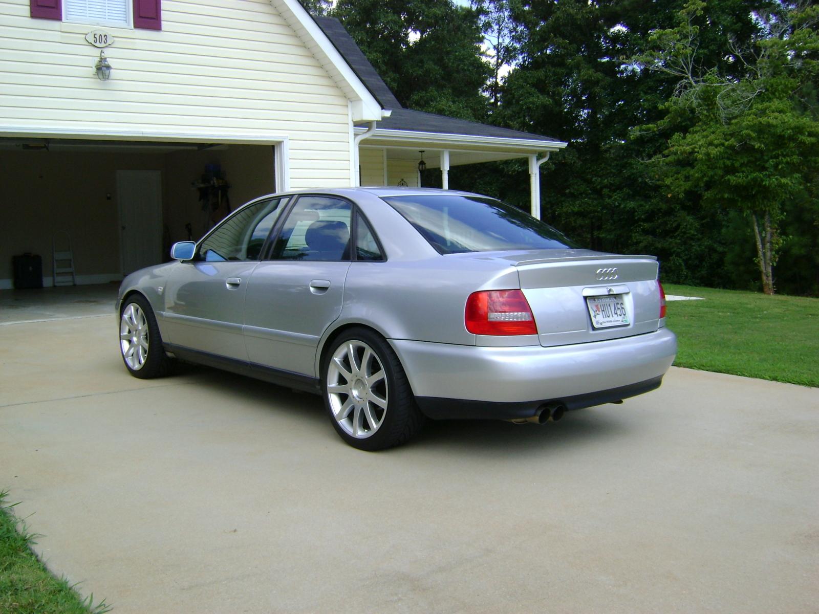 1999 Audi A4 Pictures Cargurus