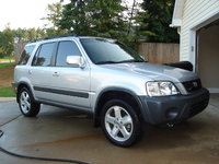 2000 Honda CR-V Picture Gallery