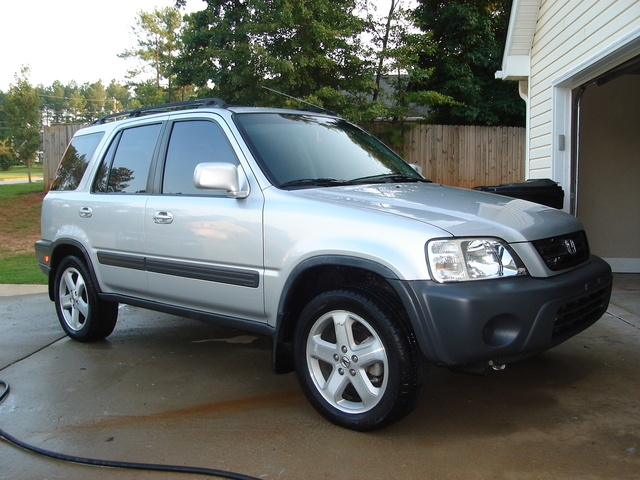2000 Honda Cr V Trim Information Cargurus