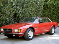 1978 De Tomaso Longchamp Overview