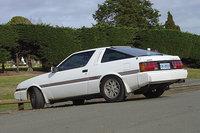 1985 Mitsubishi Starion Overview