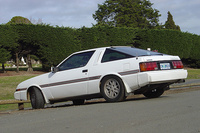 1985 Mitsubishi Starion Overview